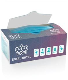 50 pack munskydd i egen box