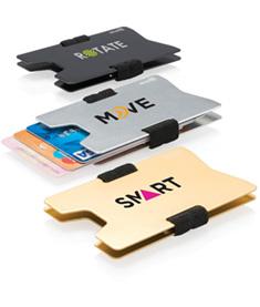 RFID-korthållare Alu