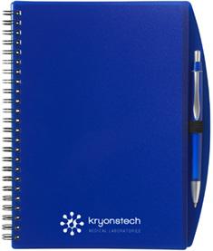 Anteckningsbok Pen