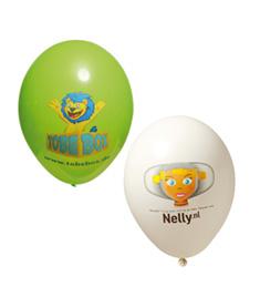 Ballonger med fototryck CMYK