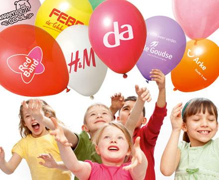 Ballonger med trykk