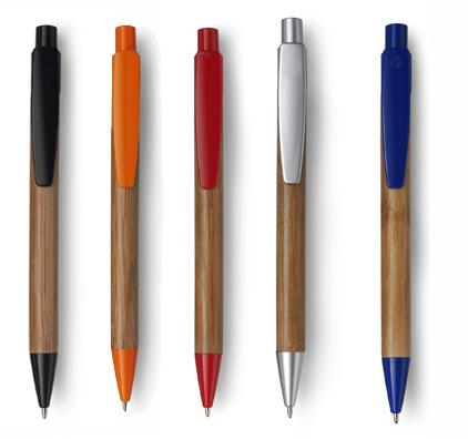 Bambu-kynä