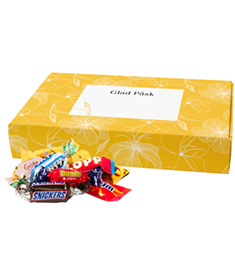 Brevbox Inslaget godis