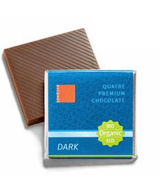 Ekologiska Chokladkvadrater