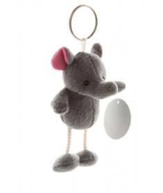 Elefant nyckelring