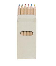 Färgpennor 6-pack