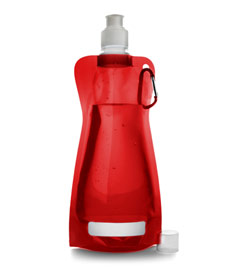 Vandflaske Fold