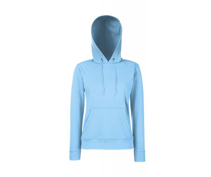 FRUIT Hooded Sweatshirt Dam