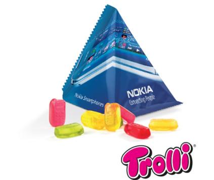 Gelégodis pyramid