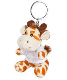 Nyckelring Giraff