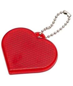 Hjärtformad reflex röd Outlet