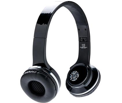 Hörlurar och högtalare