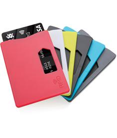RFID-korthållare Color