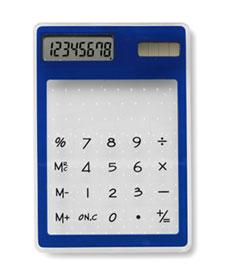 Miniräknare Clear