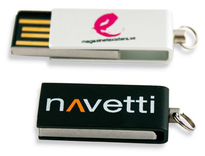 USB-muisti Mini Twist