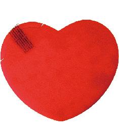 Mint card Heart