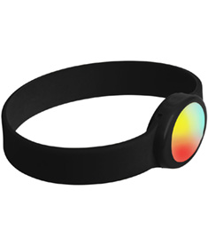 Multi LED-festivalarmband