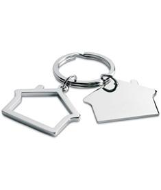Nyckelring Stuga