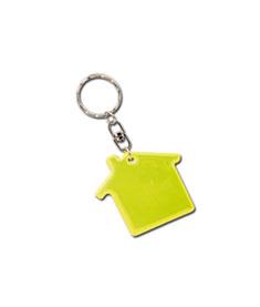 Nyckelring Softis Hus