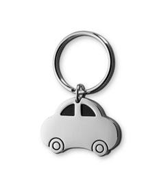 Nyckelring Bil Metall