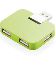 Portable USB-hub
