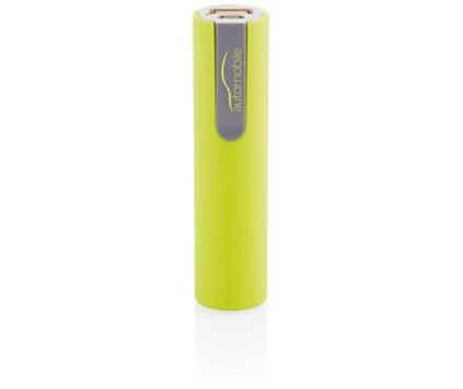 Powerbank Cylinder