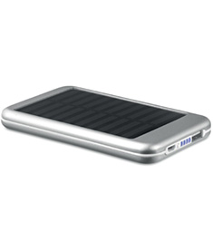 Powerbank Solar Flat
