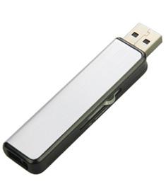 USB-minne Push