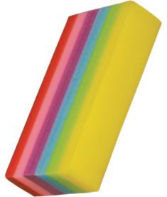 Radergummi Rainbow