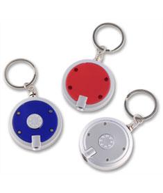 Pyöreä LED-taskulamppu