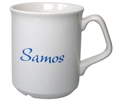 Mugg Samos