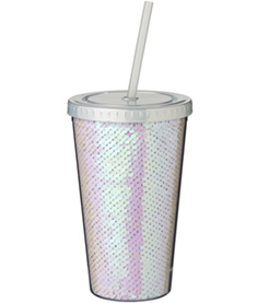 Sequin Take-away Mug