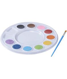 Splash vattenfärgsset