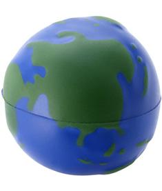 Stressboll Jordglob