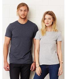 Unisex T-shirt Crew neck