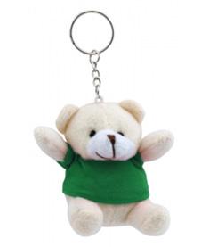 Teddy nyckelring