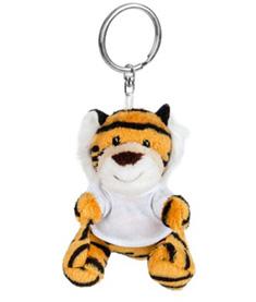 Nyckelring Tiger