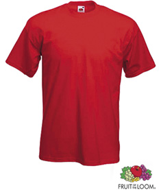 T-shirt Fruit Heavy Outlet