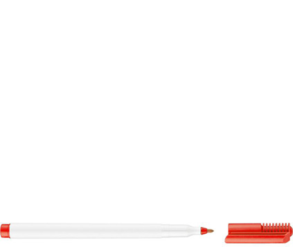 Whiteboardpenna Thin